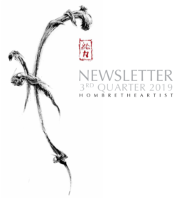 HombretheArtist (aka Erik Hombre Gudowski) Newsletter Sign-up